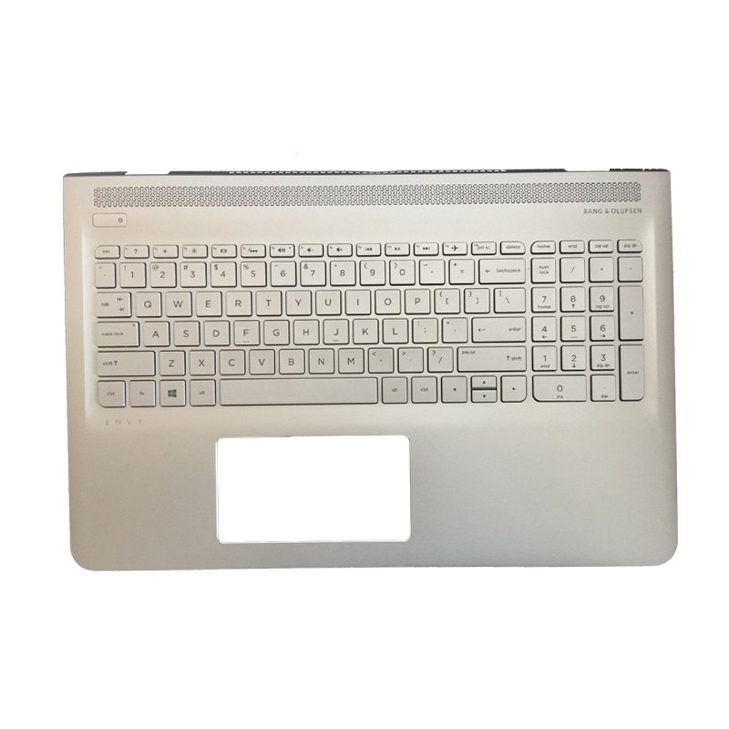 New US laptop keyboard For HP Pavilion 15-AS 15-as000 15t-as000 English Keyboard backlit with Palmrest Upper new us laptop keyboard for hp pavilion 15 ak engliah backlight with palmrest upper cover keyboard