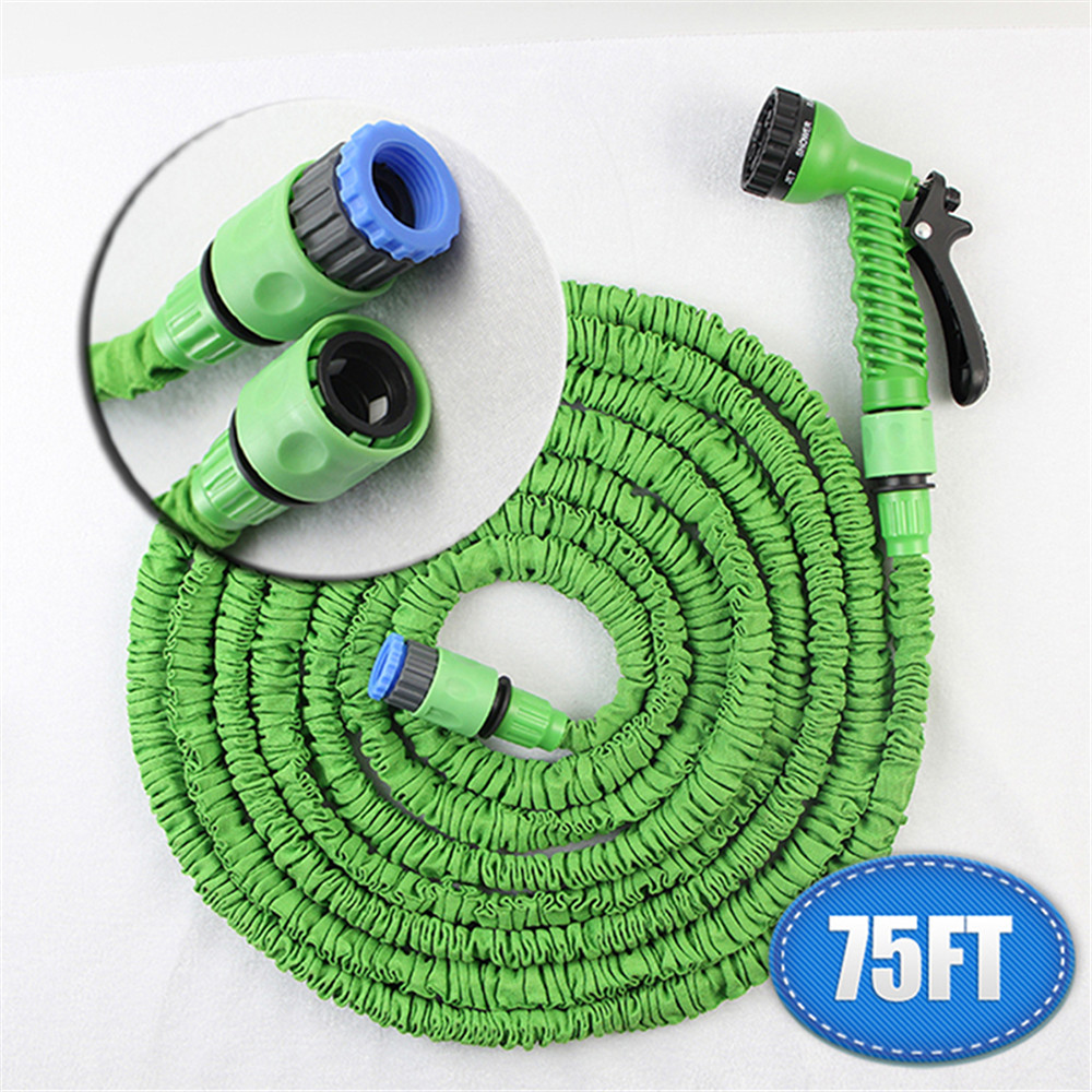 Aliexpresscom Buy Garden Hose 75 Ft Heavy Duty Water Coil Best