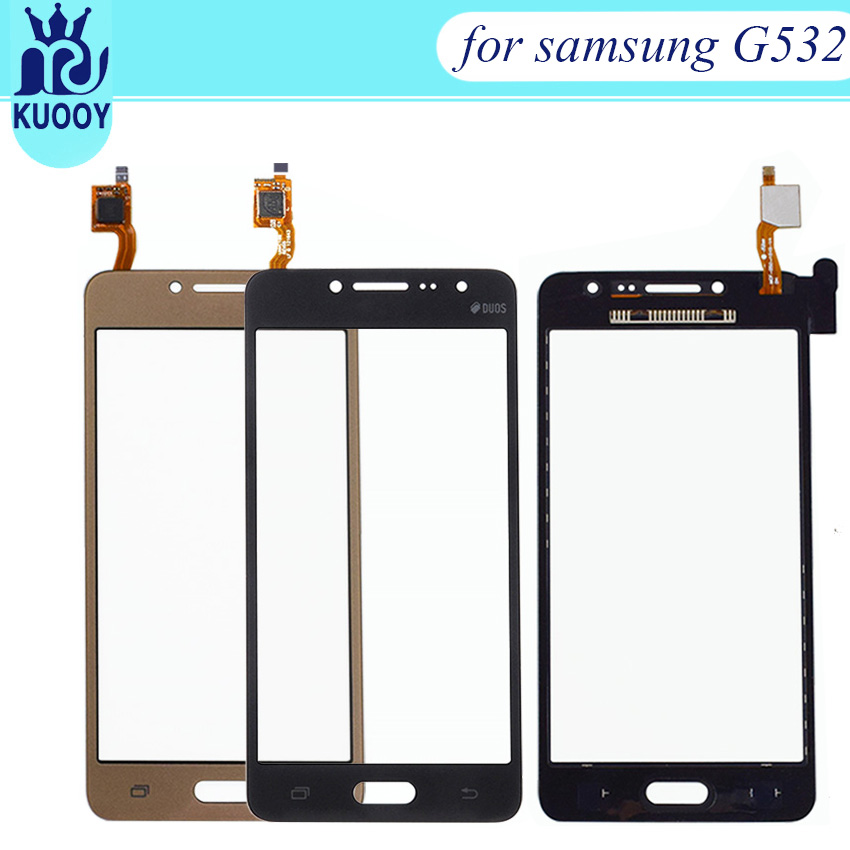 New TouchScreen For Samsung Galaxy J2 Prime SM-G532F G532F G532 Touch Screen Panel Digitizer Front Glass Lens