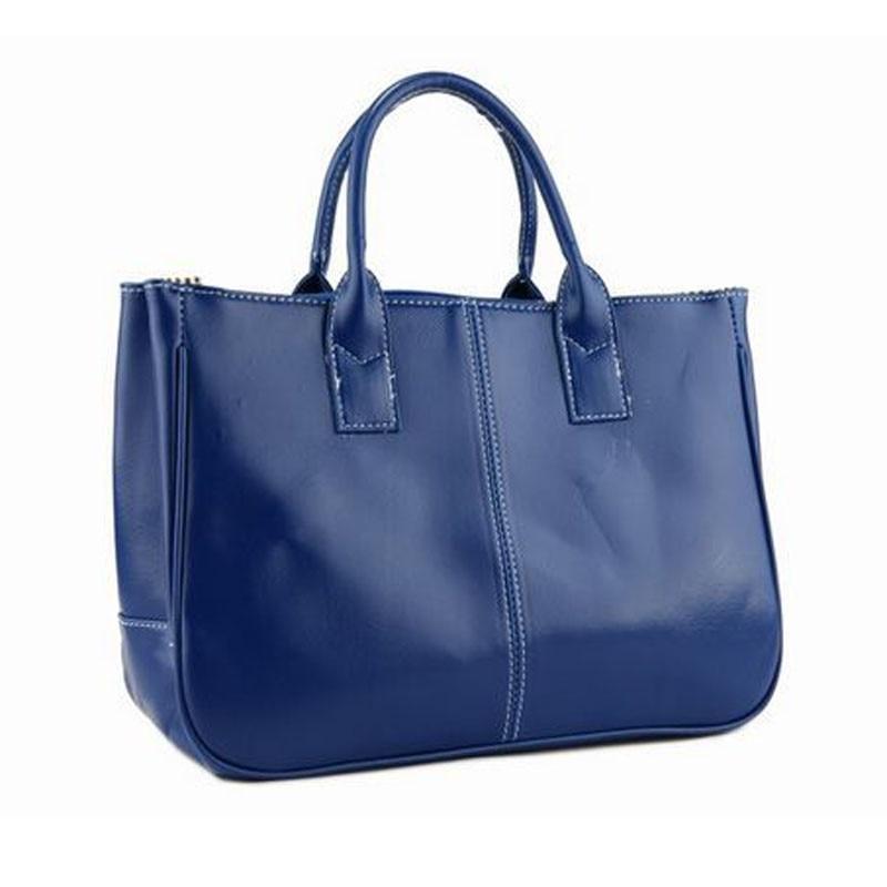 STSR Leather shoulder bag fashion ladies Messenger bag handbag 2019 women's Messenger bag ladies black 32CM*13CM*25CM 10