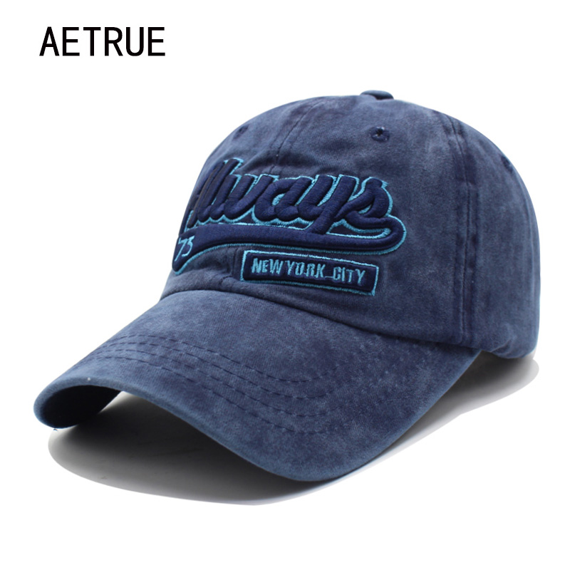 Buy AETRUE Baseball Cap Men Dad Snapback Caps Women Brand Homme Hats For Men Bone Gorras Casquette Fashion Embroidery Cotton Cap Hat for $5.61 in AliExpress store