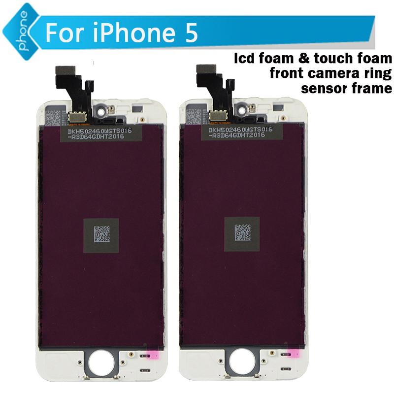 7080696 iPhone 5 LCD Foam1