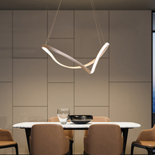 NEO Gleam Creative Modern LED Pendant Light For Living room Bedroom Dining Hanging Lamp Home Lustres