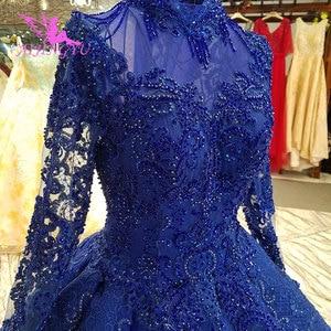 Image 4 - AIJINGYU หรูหราชุดเจ้าสาว Sparkly Plus ขนาด Wonderful Shop หลอดจีนชุดส่วนลดชุดแต่งงานร้านค้า