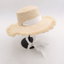 Muchique Boater Hat Sun Hats for Women Summer Raffia Straw Hat Bucket Hats