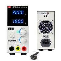 MCH 3010D 3010DN 4 digit display DC power supply 30V 10A digital high precision ammeter for notebook phone repair 110V 220V