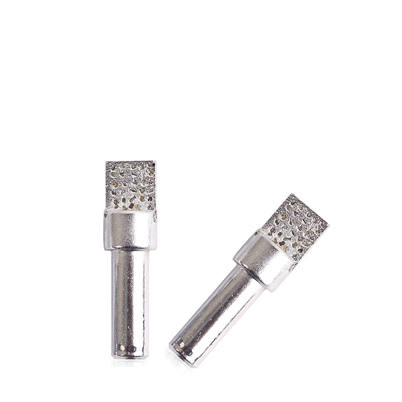 High Quality Diamond Dresser Pen Square Head Cutter For Grinding Disc Dressing Tools For Wood Working Stone Dressing Bench Grind