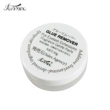 FUNMIX 30g Professional Individual Eyelash Glue Remover No Stimulation Eyelash Extension Glue Adhesive Remover For Lashes