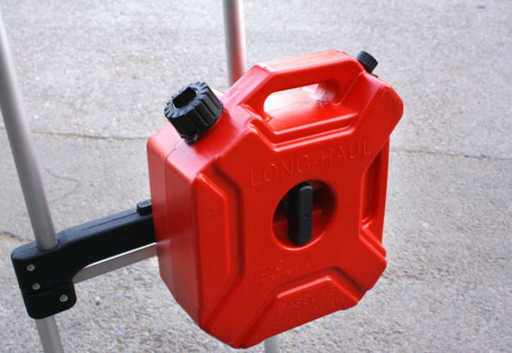 New Hot 5L Explosion-proof Antistatic Spare Plastic Fuel Tank Of Car Motorcycle Gasoline Oil Container Fuel  цены