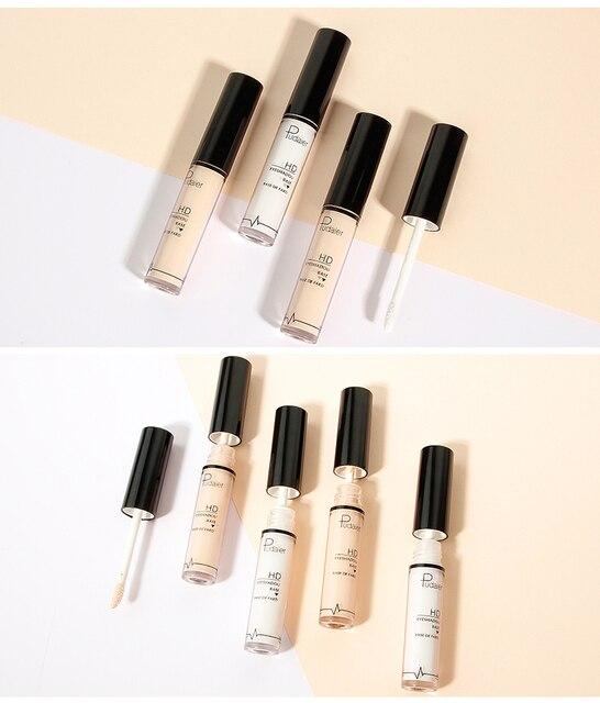 Pudaier 5ml Eye Face Base Primer Prolong Makeup Eye Primer Long Lasting Smudge-proof Make Up Natural Eye Color Cream TSLM2 1
