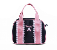 Girl S Toddler Ballet Dance Bags Kids Pink Ballet Bag Ballerina Girls Cute Bag Lace And