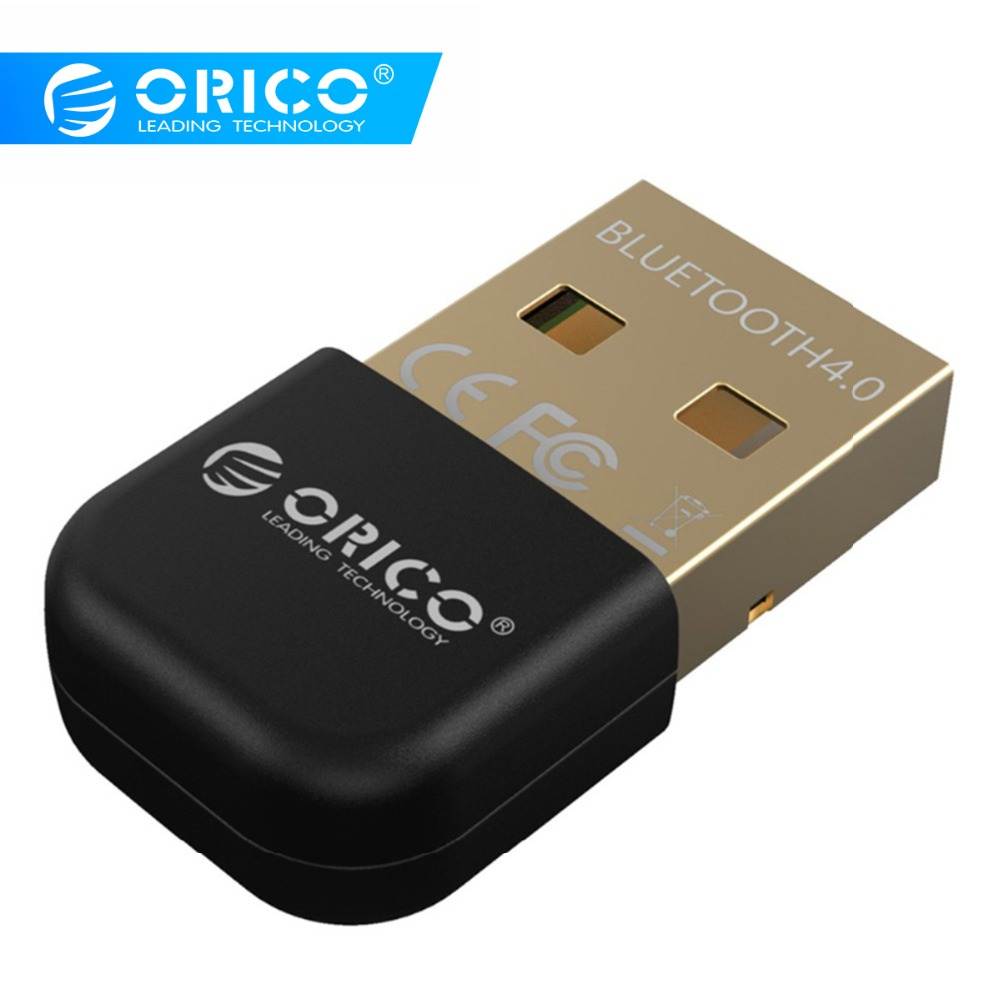 ORICO USB Bluetooth 4.0 Adapter For PC Laptop 10/XP/Vista Wireless Bluetooth Dongle Audio Receiver Adapter Bluetooth Transmitter