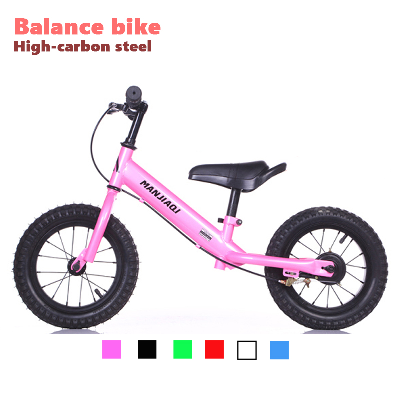 Balance bike toys for children gifts outdoor kids toy high quality baby toys for 2-6 years old children 12 14 16 kids bike children bicycle for 2 8 years boy grils ride kids bicycle with pedal toys children bike colorful adult