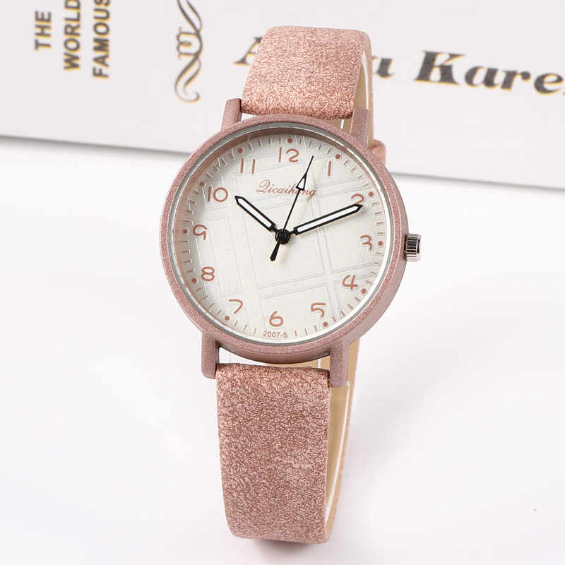 8f89077fb New Chic Small Dial Women's Watches Woman Dress Fashion Simple Exquisite  Female College Students Wristwatches Ladies