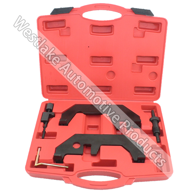 Engine Cam Camshaft Alignment Timing Locking Tool Kit For BMW N62 N73 N62TU E60 E61