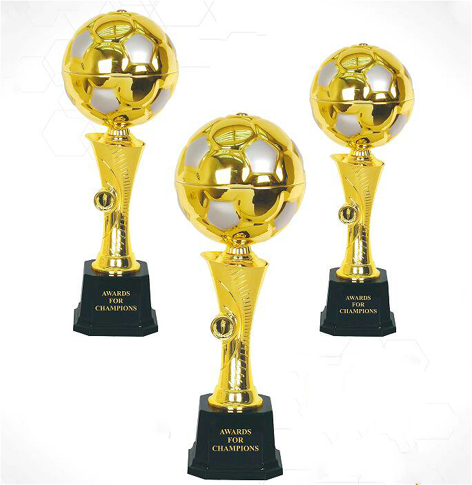 2016 New style  34 cm football cup football trophy award, players a good gift for fans of souvenirs brazil football fans caxirola cheer horn for 2014 brazil fifa world cup