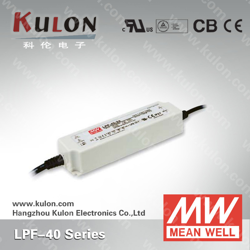 MEANWELL LPF-40-42 LED constant current driver