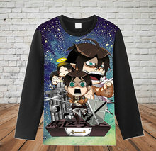 Attack on Titan T Long Sleeve