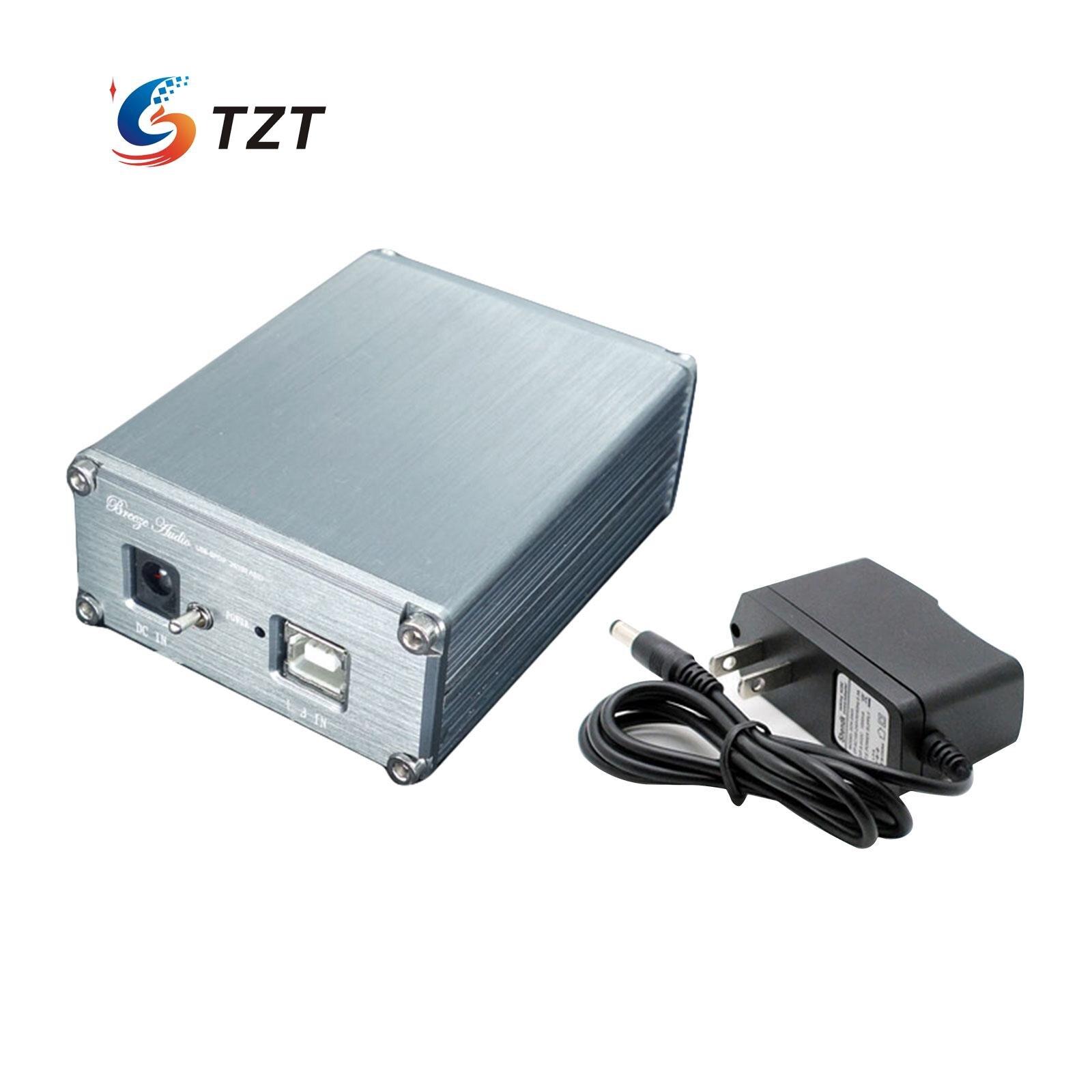 ФОТО SU0 XMOS U8 USB DAC+ AK4490 Audio Hifi Top Asynchronous USB Decoder Headphone Amplifier with Power Adapter