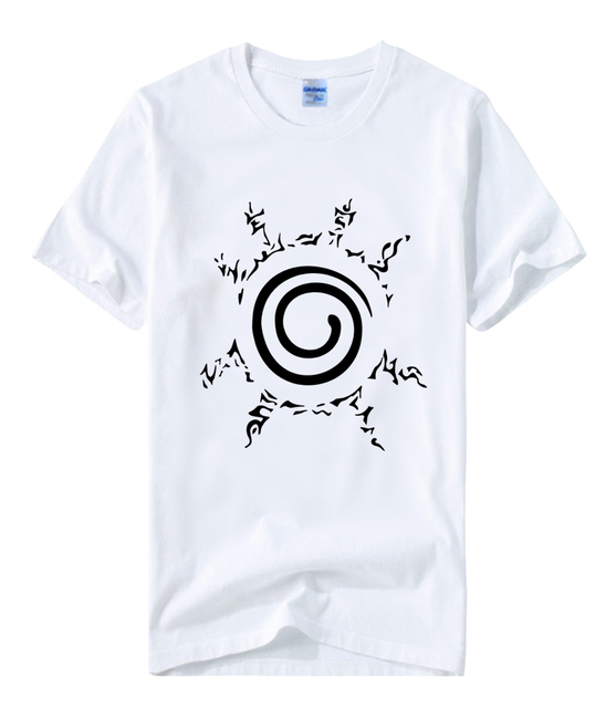 Uzumaki Naruto Cotton T-Shirt
