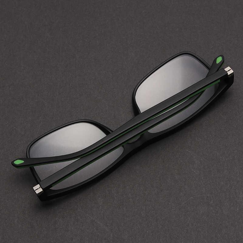 0260ed8c016 ... TR90 Men s Eyewear Frames Square Prescription Myopia Computer Optical  Brand Designer Trendy Eyewear Frame  MZ13 ...