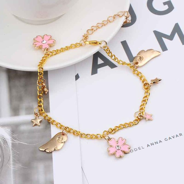 Sailor Moon Sakura Bracelet...