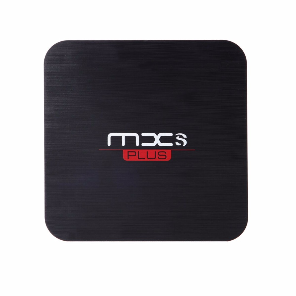 MXS Plus LibreELEC Linux Amlogic S905X Quad Core 64-bit Android 5.1 TV BOX 1GB/8GB 2.4GHz Kodi Pre-installed H.265 Manufacturer