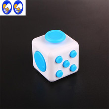 A Toy A Dream New Desk Toy Fidgeted Cube Relieves Anxiety and Stress Juguete For Adults