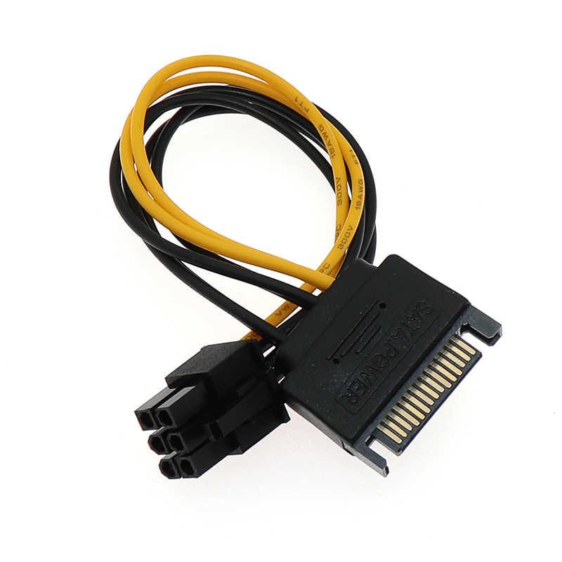 عالية الجودة pci اكسبريس الناهض بطاقة 1x إلى 16x بكيي الناهض تحكم محول 60 سنتيمتر 3.0 USB 6 P pci-e الناهض ل تعدين البيتكوين