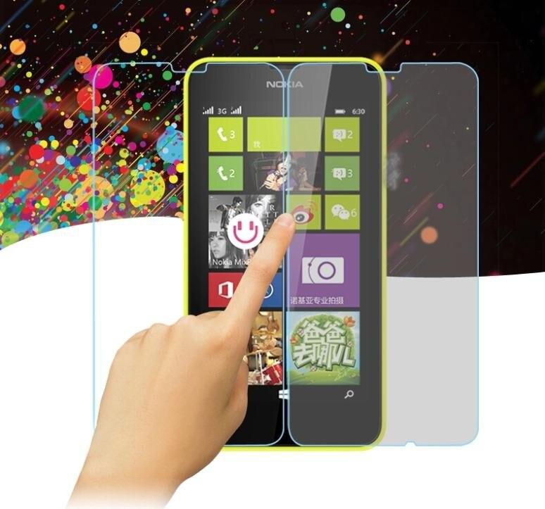 2PCS For Glass Nokia Lumia 630 Screen Protector Tempered Gla