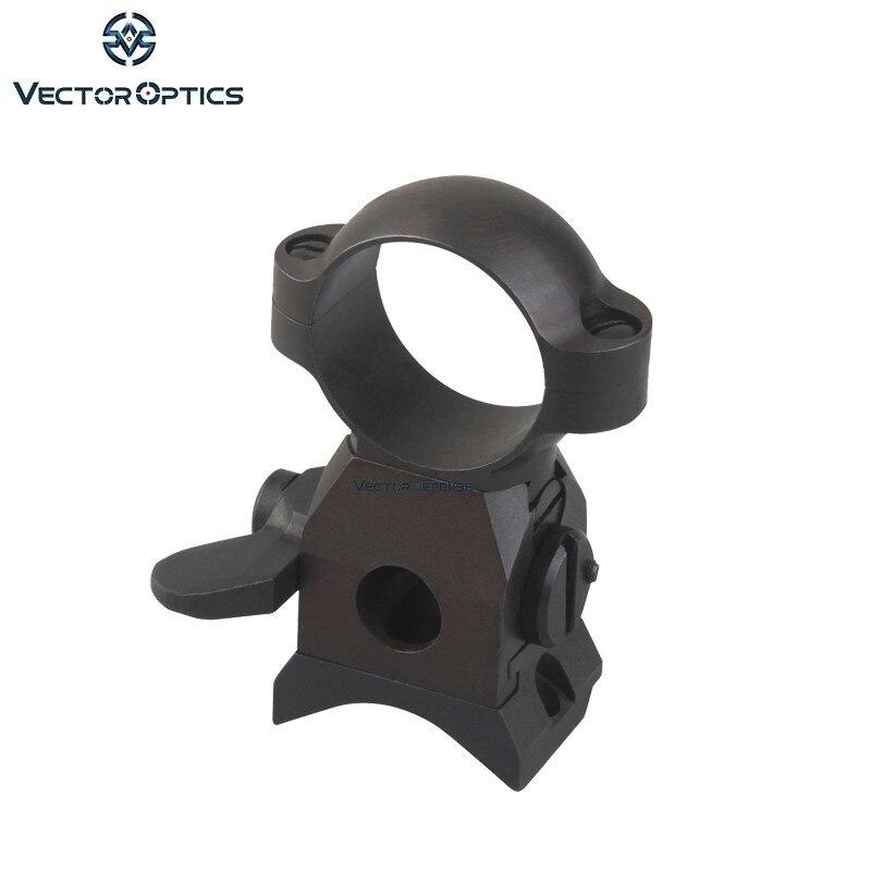 Vector Optics Tactical German K98 K98k 98k Turret Scope Steel Mount with Split Rings One Pair Sale New Arrival