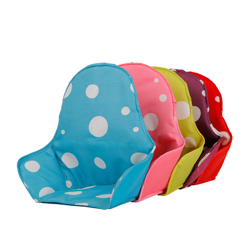 Baby High Chair Mat Baby Stroller Car Seat Cushion Kids Cover Booster Mats Feeding Chair Pads Children Stroller Seat Cushions