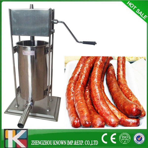 5L manual sausage stuffer / sausage making machine / sausage maker food processor 3l big sausage maker manual sausage stuffer machine fast delivery making filling vertical sausage filler