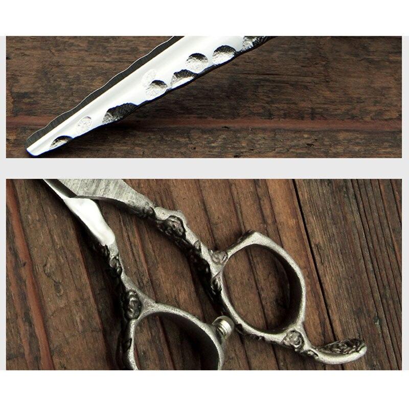 profissional tesoura de corte de cabelo barbeiro