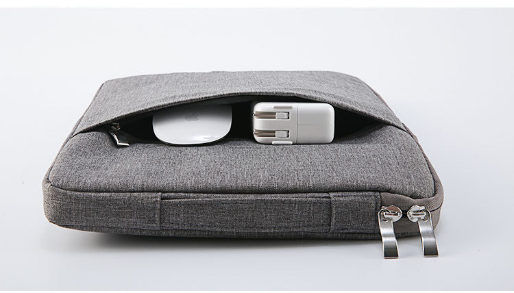 Laptop Bag for Macbook Air 13 11 12 <font><b>15</b></font> Pro 13.3 <font><b>15</b></font>.4 Retina Case Sleeve13 <font><b>15</b></font>.6 inch Notebook Handbag Bag Pouch for <font><b>ASUS</b></font> Dell image
