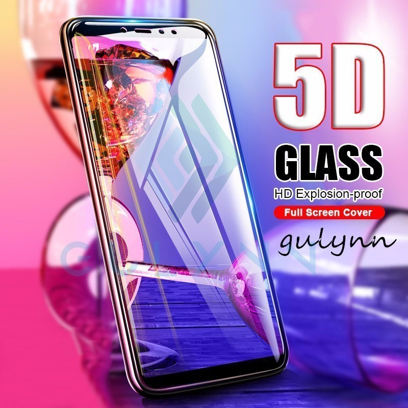 <font><b>5D</b></font> Tempered <font><b>Glass</b></font> For <font><b>Huawei</b></font> <font><b>Honor</b></font> 7X 8X <font><b>9</b></font> 10 Lite Full Cover Screen Protector On The For <font><b>Huawei</b></font> Mate 20 10 X Lite 9H Cover Film image