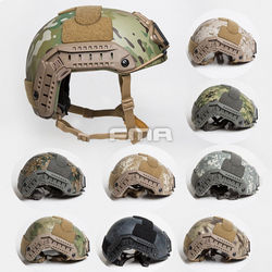 Nowy FMA Outdoor MC seria moro Tactical Seal kask morski gruba i ciężka wersja do polowania Airsoft Paintball