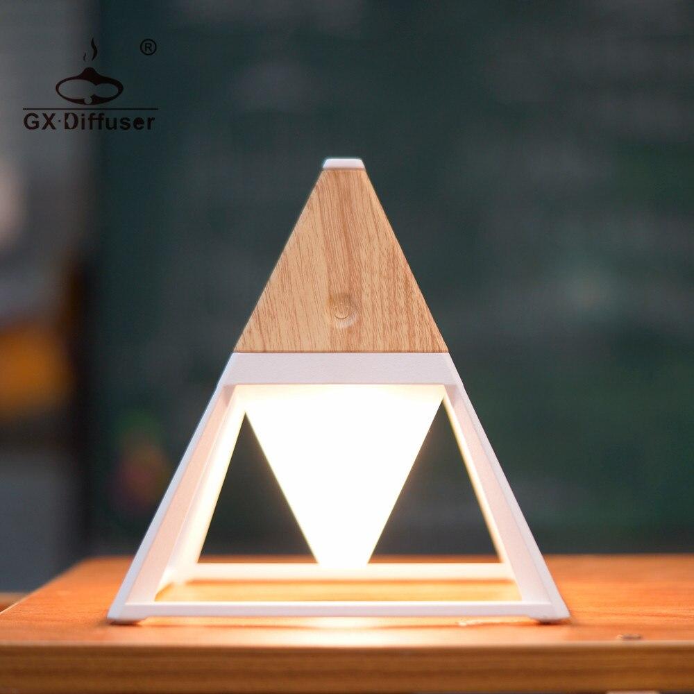 GX. Diffuseur Mini Art Déco Étanche LED Lampe Protection Des Yeux de Bureau Lampe de Table Dimmable Aïe Commutateur Lampe de Table étude Lampe