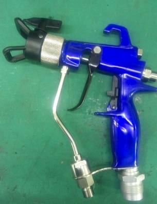 Power spray gun heavy-duty textrue paint putty sprayer gun aftermarket painting tool xhd 11 16 tip guard airless spray gun extreme heavy duty guard 7250psi