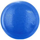 <+>  Профессиональная шариковая подушка вкл. Насос фитнес пилатес на воздушной подушке Air Pad синий ✔