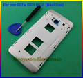 100% New Original housing Middle Frame Cover Case+Side Button+ Open Tool For HTC One M7 802w 802t 802d (Dual Sim)