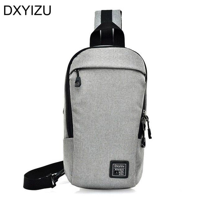 e38a49e9d2af kpop sling bag men designer crossbody bag security travel hidden pouch  mobile phone bag for male hip pack man shoulder chest bag