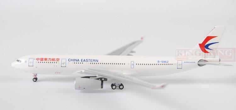 все цены на  Aeroclassics China Eastern Airlines B-5962 1:400 A330-200 commercial jetliners plane model hobby  онлайн