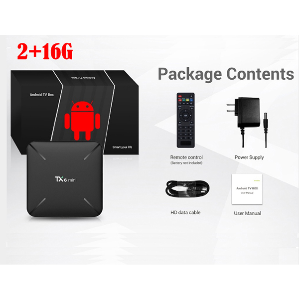 Cheap product tv box android 9 in Shopping World