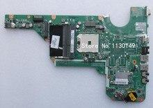 Для HP PAVILION G4 G6 G7 683029-501 Материнская Плата 683029-001 DA0R53MB6E1, пройти Тестирование Бесплатная доставка