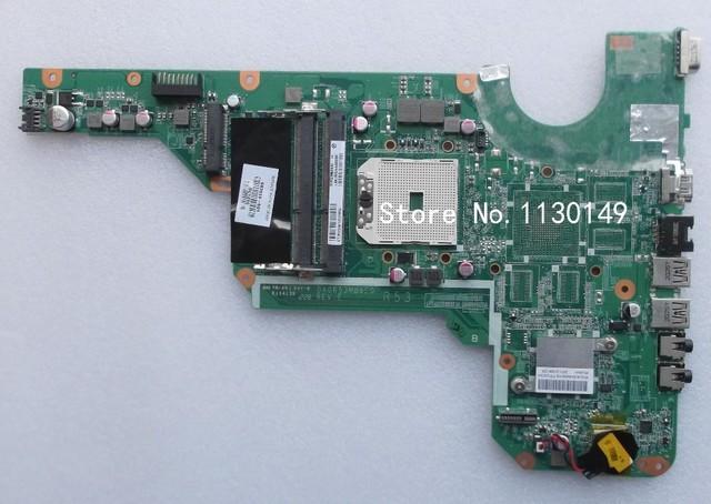 Para hp pavilion g4 g6 g7 683029-501 683029-001 motherboard da0r53mb6e1, passar Testado Frete grátis