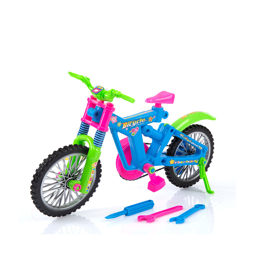 Mountain Bike Kids Toys Real Operation Disassembly Assembly Improve