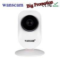 Hot Wanscam HW0026 Cheap Indoor Mini Wifi IP Camera Home Wireless Cctv Camera 720P Security Camera