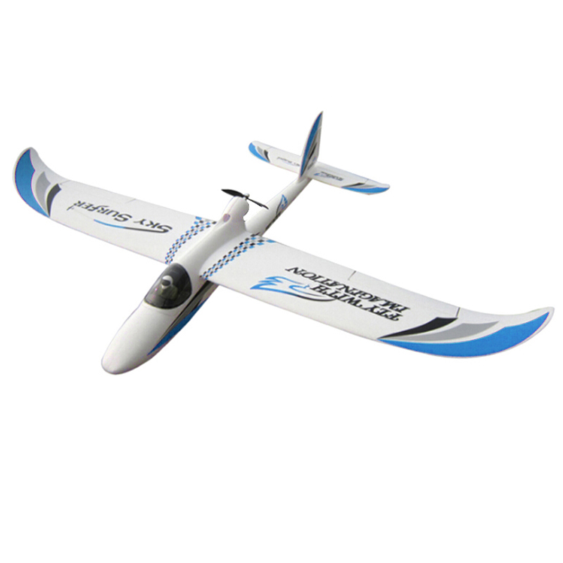 2000mm Skysurfer RC glider EPO Remote control airplane KIT motor electric airplane hobby model aircraft foam