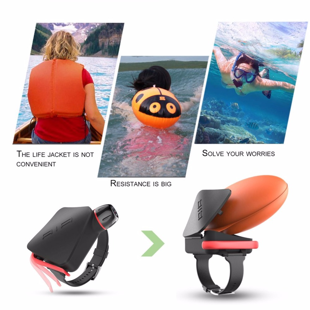 Anti Drowning Lifesaving Wristband Water Safety Portable Wrist Bracelet Life Buoy Escape Float Lifesaving Self Rescue Swim тетрадь на скрепке printio портрет пабло пикассо хуан грис